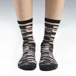 BROKEN STRIPE - 3 PAIR PACK