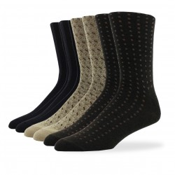 Fancies Socks - 6 Pair Pack